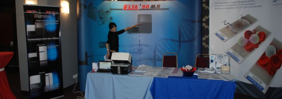 ELTA 90 booth