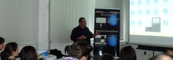 Dr. Theodor Zamfirov's lecture